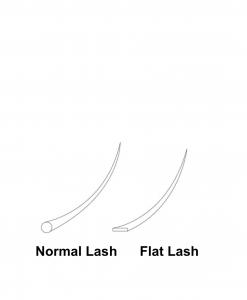 Neicha Slim Lashes (Flat )